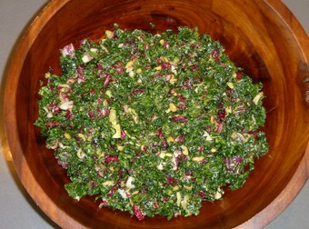 The Ultimate Kale Salad